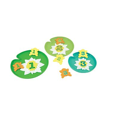 Melissa and Doug Froggy Lily Pad Toss Set
