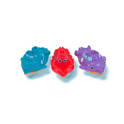 Melissa and Doug Maritime Mates 3-pc. Boat Parade Set