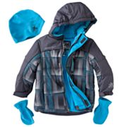 ZeroXposur Falcon Jacket Set - Boys 4-7
