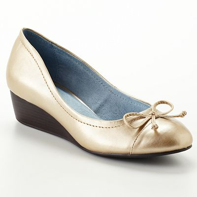 Croft and Barrow Ballet Wedges - Women