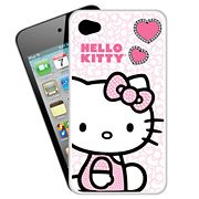 Sakar Hello Kitty iPhone 4S Hard Case