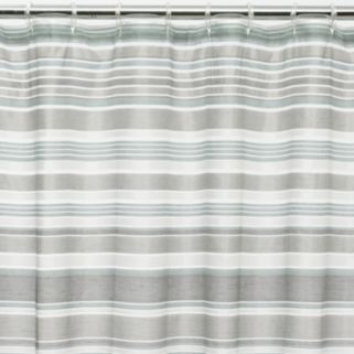 Home Classics® Glacier Fabric Shower Curtain
