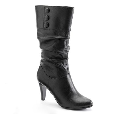 Croft and Barrow Midcalf Boots - Women
