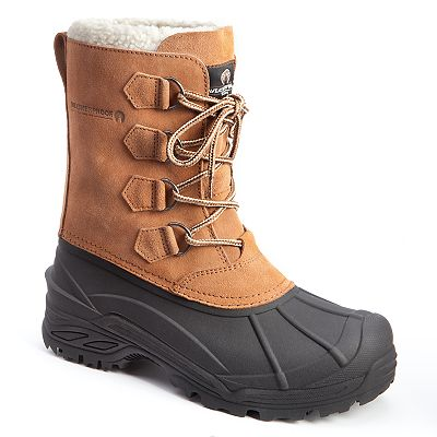 Therma by Weatherproof Ultimate Winter Boots - Men