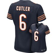 Nike Chicago Bears Jay Cutler NFL Jersey - Women