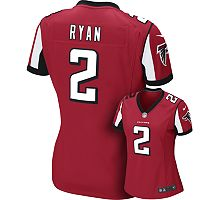Women's Nike Atlanta Falcons Matt Ryan NFL Jersey