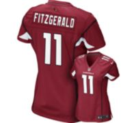 Women's Nike Arizona Cardinals Larry Fitzgerald NFL Jersey