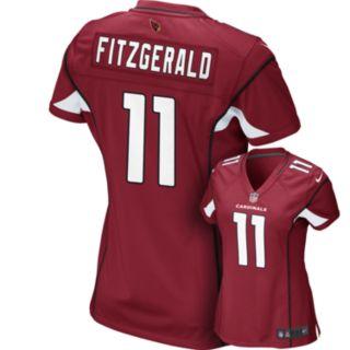 Women's Nike Arizona Cardinals Larry Fitzgerald NFL Jersey