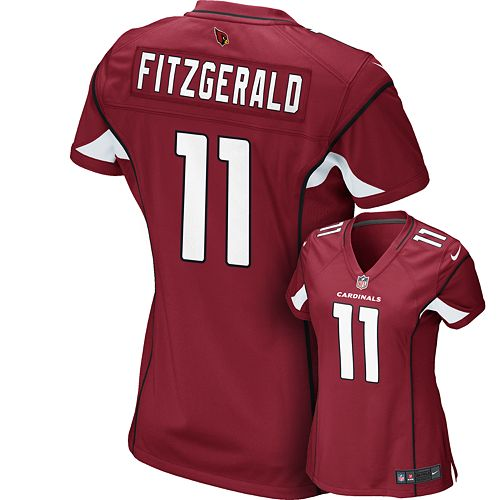 huge discount b8a89 175d8 Women's Nike Arizona Cardinals Larry Fitzgerald NFL Jersey