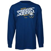 Reebok Buffalo Sabres Custom Hockey Tee