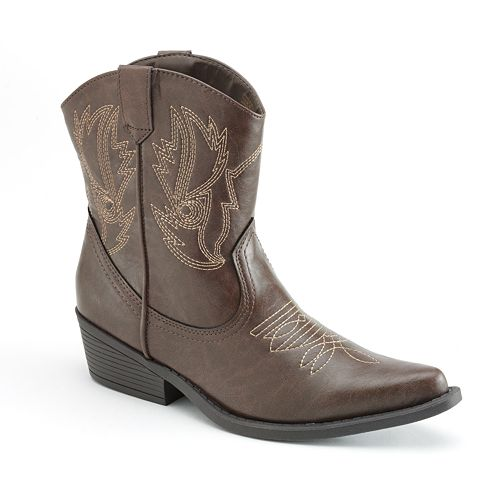 98e9b5fb569 SO® Cowboy Boots - Women
