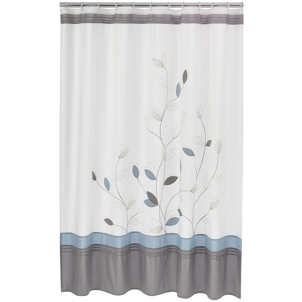 Classics® Alana Fabric Shower Curtain