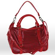 B-Collective by Buxton Checked Satchel