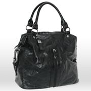 B-Collective by Buxton Leather Satchel