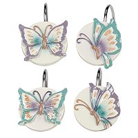 Creative Bath Garden Gate 12-pk. Shower Curtain Hooks