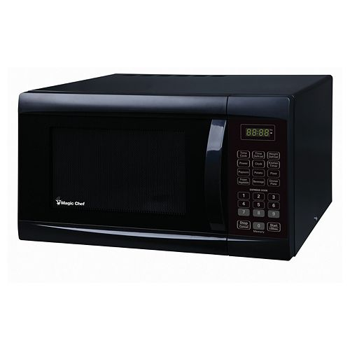 Countertop Microwave Above Stove : Magic Chef Countertop Microwave Oven