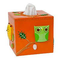 Creative Bath Give A Hoot Tissue Holder