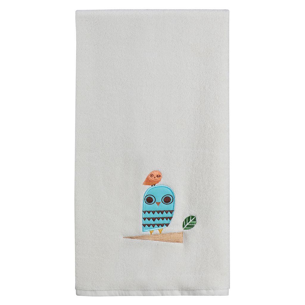 Creative Bath Give A Hoot Bath Towel