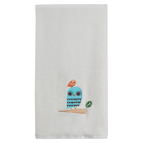 Creative Bath Give A Hoot Bath Towel
