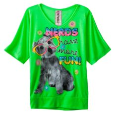 Knitworks Dog Top - Girls Plus