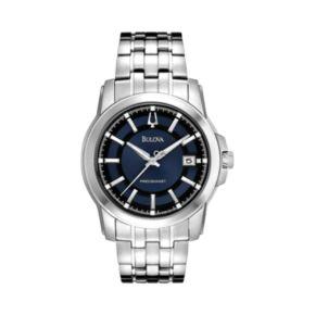Bulova Men's Precisionist Langford Stainless Steel Watch - 96B159