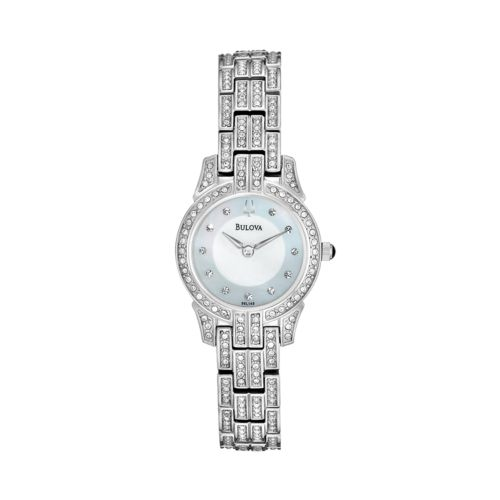 Bulova Watch - Women's Stainless Steel - 96L149
