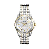 Bulova Watch - Women's Precisionist Stainless Steel - 98M112