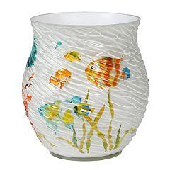 Creative Bath Rainbow Fish Wastebasket