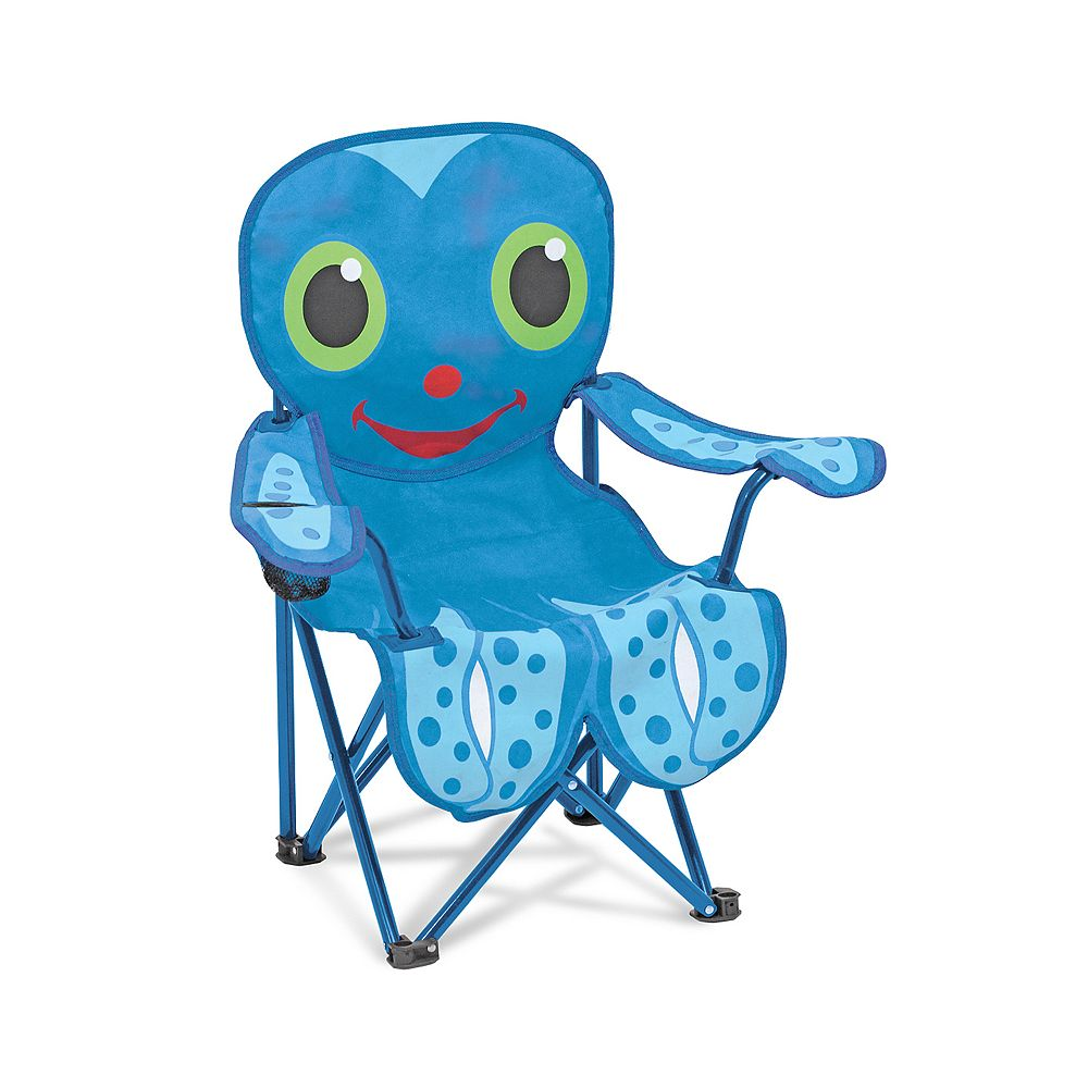 Melissa & Doug Flex Octopus Folding Chair