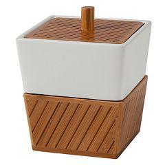 Creative Bath Spa Bamboo Covered Jar