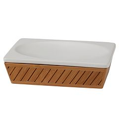 Creative Bath Spa Bamboo Soap Dish