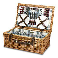 Picnic Time Newbury English Picnic Basket