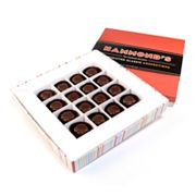 Hammond's 7-oz. Dark Chocolate Sea Salt Caramel Box