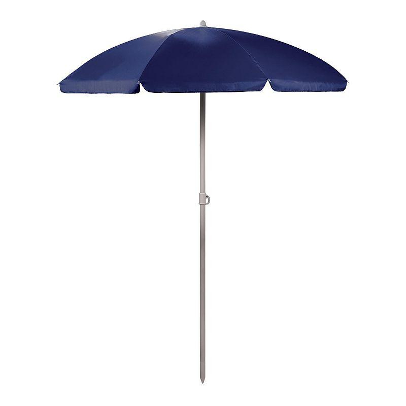 Picnic Time Outdoor 5.5 Umbrella, Blue