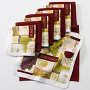 The Big One Wine 10-pk. Dishcloths