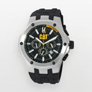Caterpillar Navigo Stainless Steel Chronograph Watch - A114321124 - Men