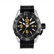 Caterpillar Stainless Steel Black Ion Watch - P112121127 - Men
