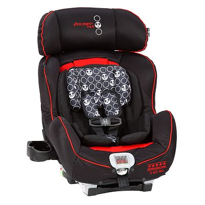 Disney Mickey Mouse and Friends Minnie Mouse True Fit C650 Convertible Car Seat by The First Years