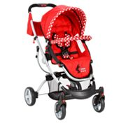 Disney Mickey Mouse and Friends Minnie Mouse Indigo Stroller by The First Years