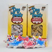 Foppers 156-pc. Patriotic Dog Treat Gift Set