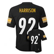 Pittsburgh Steelers James Harrison NFL Jersey - Boys 8-20