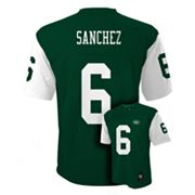 New York Jets Mark Sanchez NFL Jersey - Boys 8-20