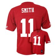 San Francisco 49ers Alex Smith Jersey - Boys 8-20