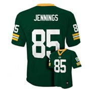 Green Bay Packers Greg Jennings NFL Jersey - Boys 8-20