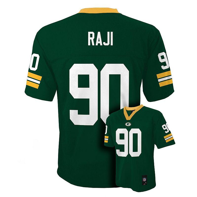 Green Bay Packers BJ Raji Jersey - Boys 8-20