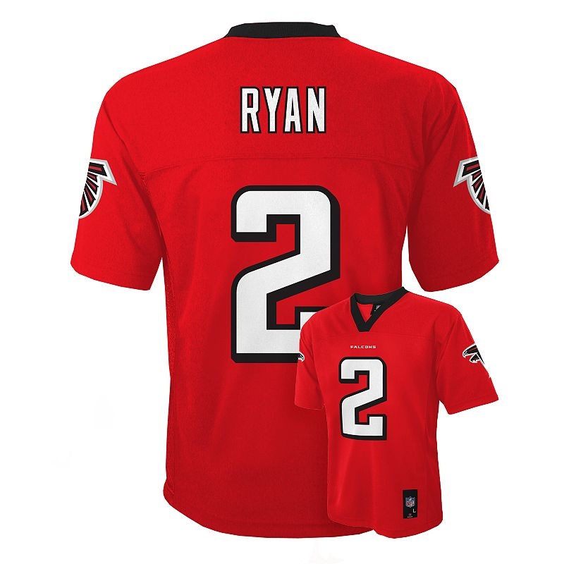 Atlanta Falcons Matt Ryan Jersey - Boys 8-20