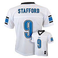 Boys 8-20 Detroit Lions Matthew Stafford NFL Replica Jersey