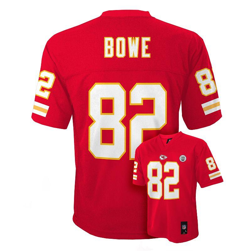 Kansas City Chiefs Dwayne Bowe NFL Jersey - Boys 8-20