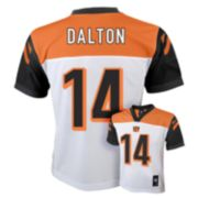 Boys 8-20 Cincinnati Bengals Andy Dalton NFL Replica Jersey