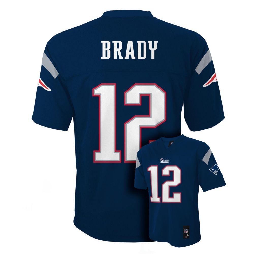 8 20 new england patriots tom brady nfl replica jersey